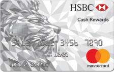 HSBC Cash Rewards Mastercard® Credit Card Student Account