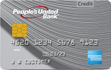 People's United Premier Rewards American Express Card