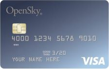 OpenSky® Secured Visa®