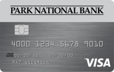 Park National Bank Visa Signature® Real Rewards Card