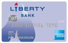 Liberty Bank Cash Rewards American Express® Card
