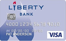 Liberty Bank Secured Visa® Card