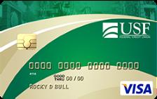 Green & Gold Visa®