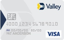 Valley Visa® Secured Card