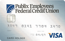 PEFCU VISA Secured Card