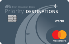Priority Destinations World Mastercard®