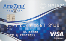 National Bank of Arizona AmaZing Rewards® Credit Card