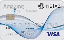 National Bank of Arizona AmaZing Rate® for Business Card