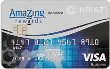 National Bank of Arizona AmaZing Rewards® for Business Card