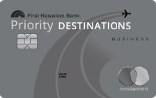 Priority Destinations® World Elite Business Mastercard