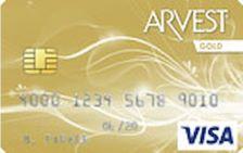 Arvest Bank Visa® Gold Card