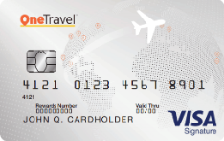 OneTravel Visa® Credit Card