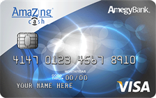 Amegy Bank® AmaZing Cash® Credit Card