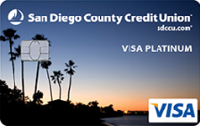 SSDCU Visa Platinum
