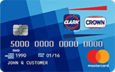 Clark Crown Endless Rewards Mastercard®