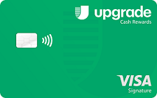 Upgrade Visa® Card with Cash Rewards