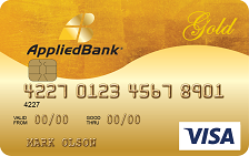Applied Bank Secured Visa® Gold Preferred® Card