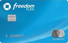 Chase Freedom Flex World Elite Mastercard