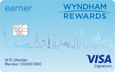 Wyndham Rewards® Earner℠ Card