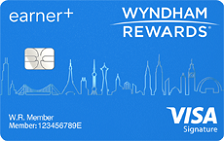 Wyndham Rewards® Earner℠ Plus Card