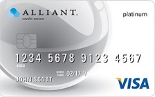 Alliant Visa Platinum Credit Card