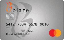 Blaze Mastercard® Credit Card