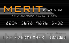Merit Platinum Card