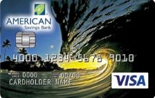 American Savings Bank Maximum Rewards Visa Card