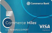 Commerce Miles® Visa Signature