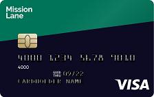 Mission Lane Visa® Credit Card