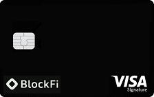 BlockFi Rewards Visa® Signature Credit Card