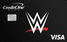 WWE® Superstar Credit Card