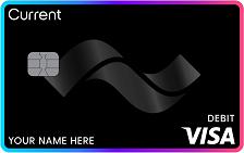 Current Debit Visa Card