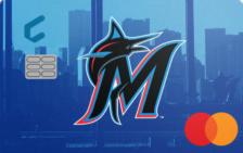 Miami Marlins Credit Card