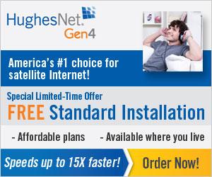 Hughes Net Gen4