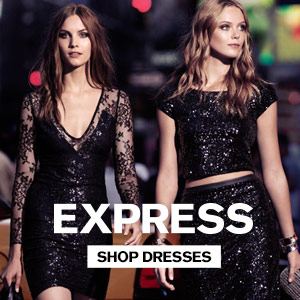 Express clothing store