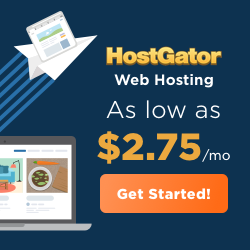 HostGator.com: 60% off Shared Web Hosting Plans