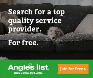 Angie's List Join For Free!