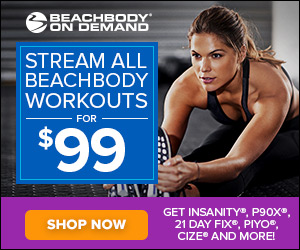Beachbody On Demand (Affiliate Link)
