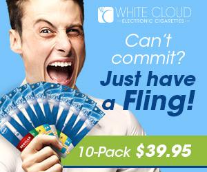White Cloud Electronic Cigarettes