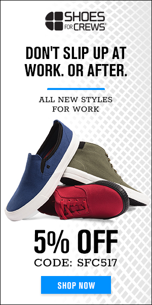 ShoesForCrews Discount Code
