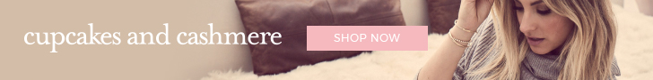 Cupcakes and Cashmere Coupon Code