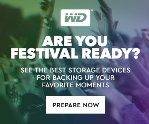 WD Summer Festivals 300x250