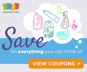Printable coupons for everything you can think of