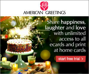 American greetings send free birthday ecards now start a free 7 day trial subscription at americangreetings m4hsunfo