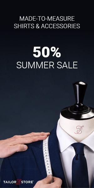 Tailorstore Discount Code