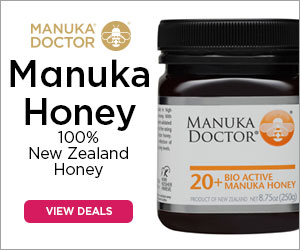 Manuka Honey Benenfits
