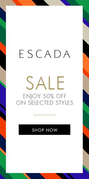 ESCADA Discount Code
