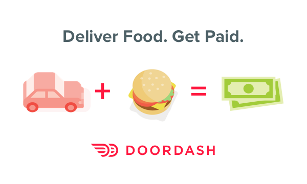 Make Money With Door Dash