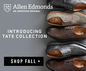 Find the best of Allen Edmonds promo